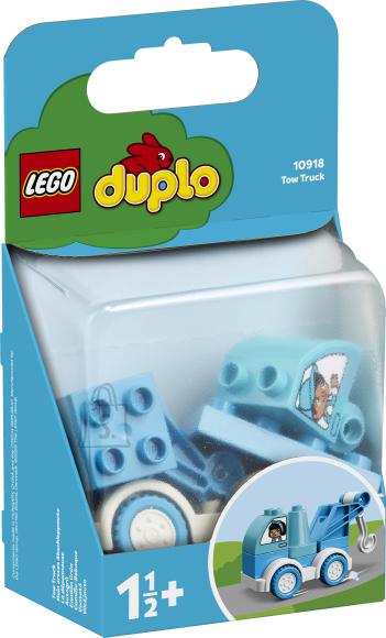 LEGO DUPLO Puksiirauto