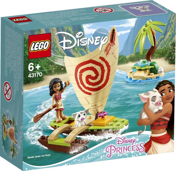 LEGO LEGO Disney Princess Vaiana ookeaniseiklus