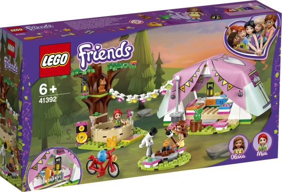 LEGO LEGO Friends Glämping