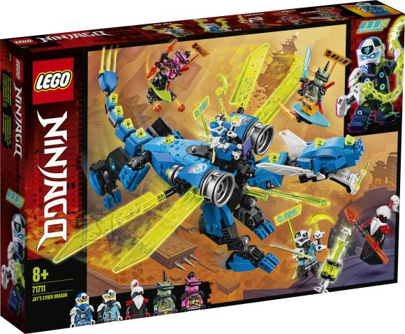 LEGO LEGO Ninjago Jay küberdraakon