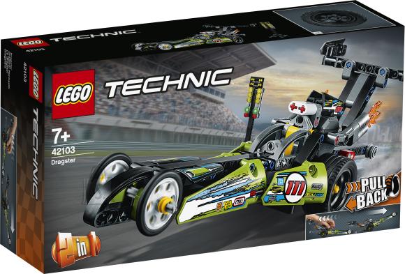 LEGO LEGO Technic Kiirendusauto