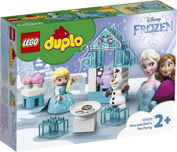 LEGO LEGO DUPLO Elsa ja Olafi teepidu