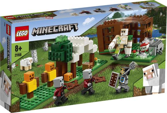 LEGO LEGO Minecraft Rüüstajate eelpost