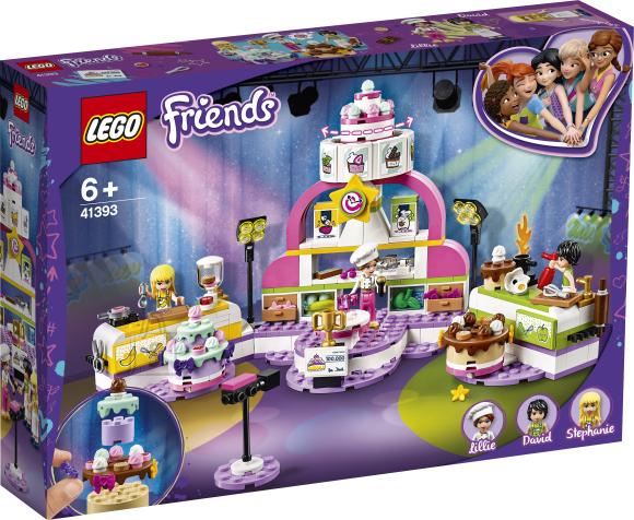 LEGO LEGO Friends Küpsetamisvõistlus