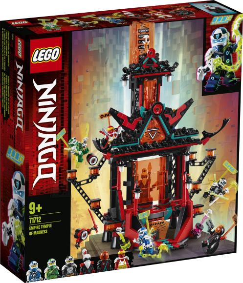LEGO LEGO Ninjago Impeeriumi hullusetempel