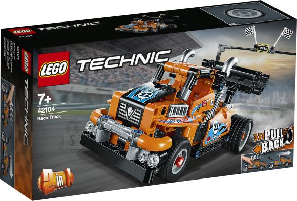 LEGO LEGO Technic Võidusõiduveok