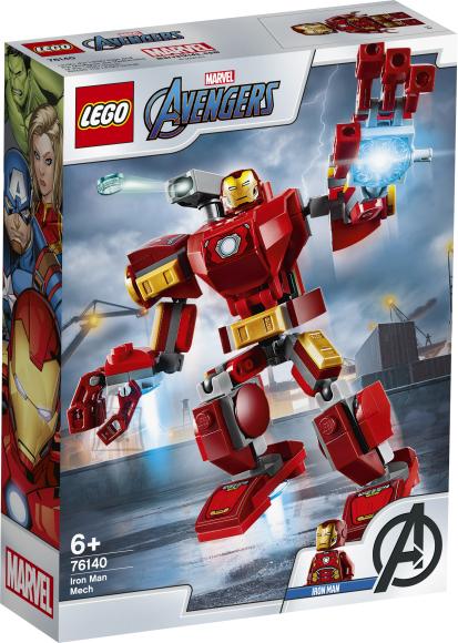 LEGO LEGO Super Heroes Iron Mani robot