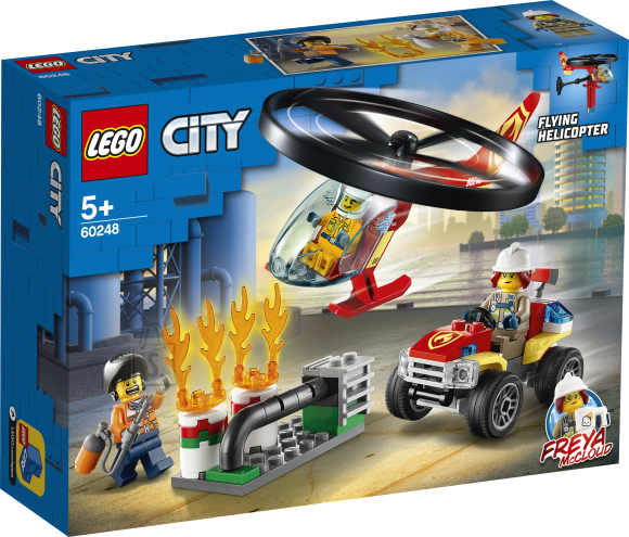LEGO LEGO City Tuletõrjehelikopter