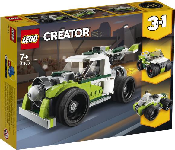 LEGO LEGO Creator Reaktiivauto
