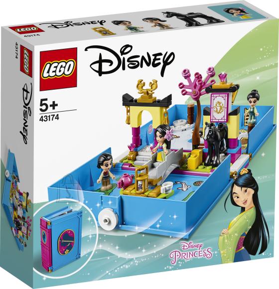 LEGO LEGO Disney Princess Mulani juturaamatu seiklused