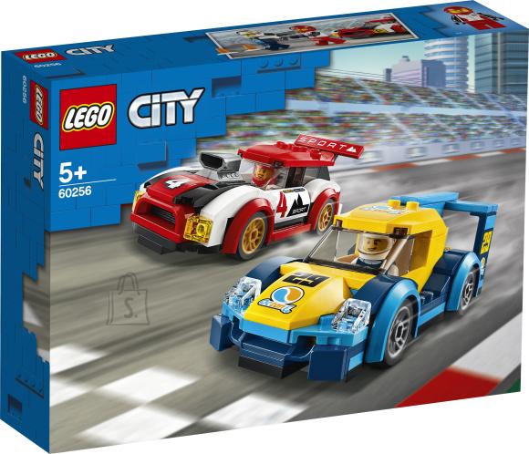 LEGO LEGO City Võidusõiduautod