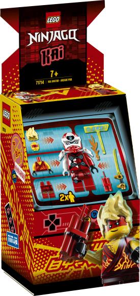 LEGO LEGO Ninjago Kai avatar-mängukarbike
