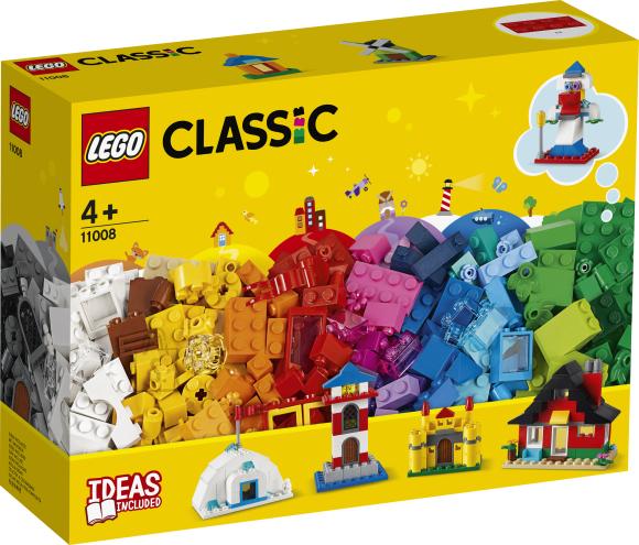 LEGO LEGO Classic Klotsid ja majad