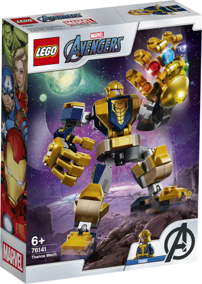 LEGO LEGO Super Heroes Thanose robot