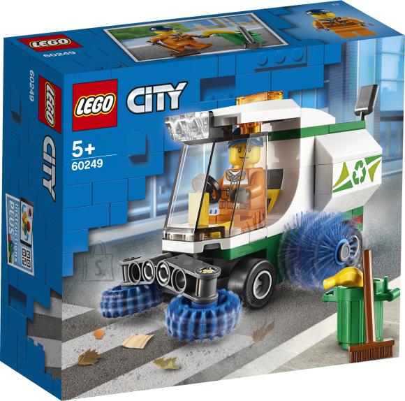 LEGO LEGO City Tänavapühkimisauto