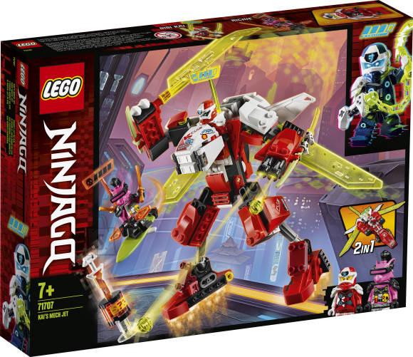 LEGO LEGO Ninjago Kai robotlennuk