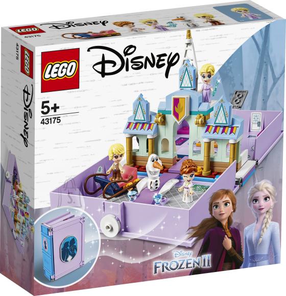 LEGO LEGO Disney Princess Elsa ja Anna seiklusteraamat