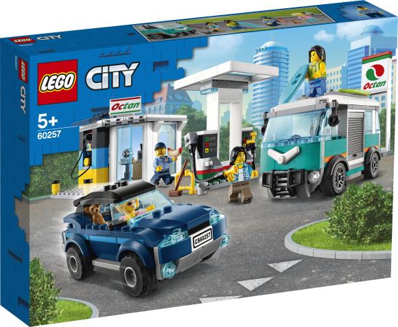 LEGO LEGO City Teenindusjaam