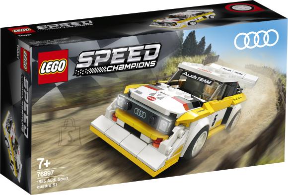 LEGO LEGO Speed Champions 1985 Audi Sport Quattro S1