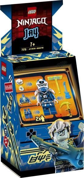 LEGO LEGO Ninjago Jay avatar-mängukarbike