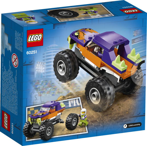 LEGO LEGO City Monsterauto