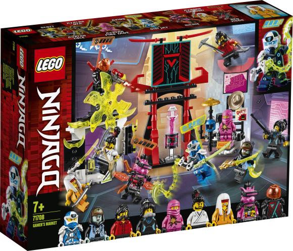 LEGO LEGO Ninjago Mänguturg