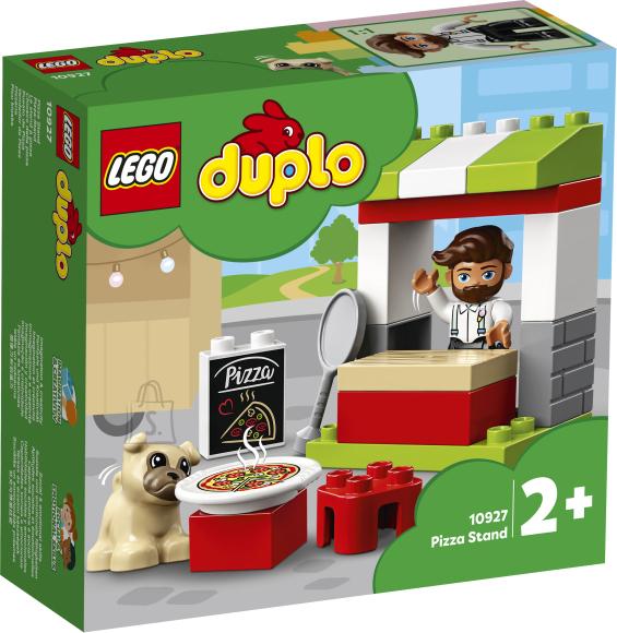 LEGO DUPLO Pitsakiosk