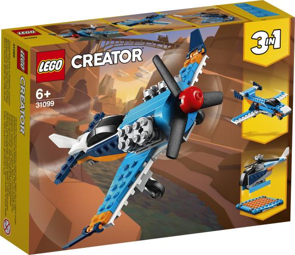 LEGO LEGO Creator Propellerlennuk