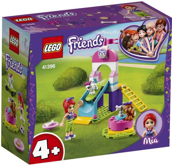 LEGO LEGO Friends Kutsikate mänguväljak