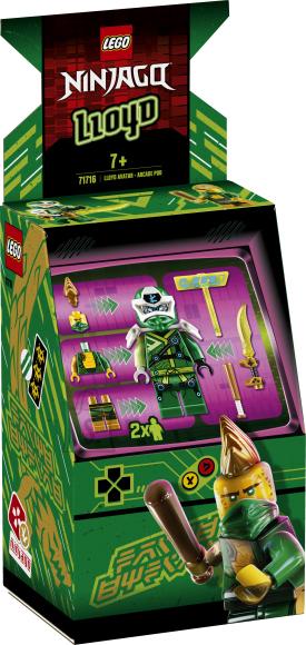 LEGO LEGO Ninjago Lloydi avatar-mängukarbike