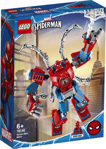 LEGO LEGO Super Heroes Spider-Mani robot