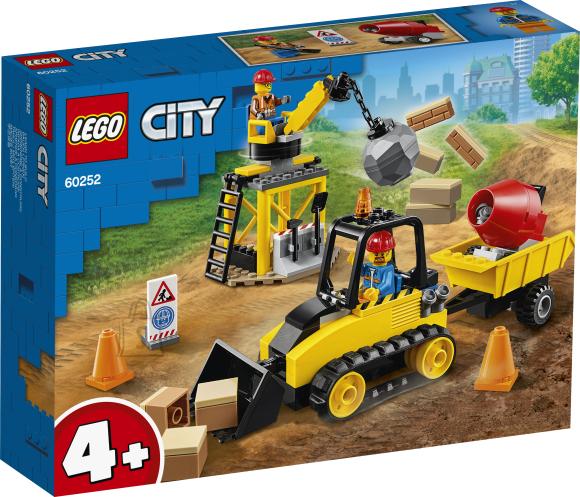 LEGO LEGO City Ehitusbuldooser