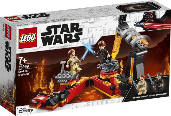 LEGO LEGO Star Wars Duell Mustafaril
