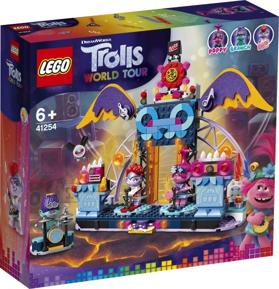 LEGO LEGO Trolls Vulkaani rokk-kontsert
