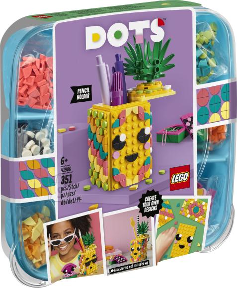 LEGO LEGO DOTs Ananassikujuline pliiatsihoidik