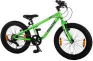 "Volare paksude rehvidega poiste jalgratas Fat Bike 20"""