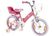 "Disney Minnie 16"" tüdrukute jalgratas Bow-Tique"