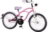 """20"""" tüdrukute jalgratas Paul Frank"""
