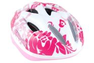 Volare tüdrukute rattakiiver Deluxe roosa 51-55 cm