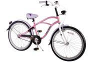 """Paul Frank tüdrukute linnaratas Cruiser 24"""" roosa"""