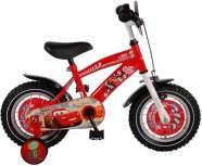 """Disney Cars poiste jalgratas Cars 12"""" punane"""
