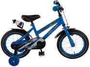 "Yipeeh poiste jalgratas Super Blue 14"""