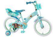 "Tüdrukute jalgratas Disney Vaiana 16"""