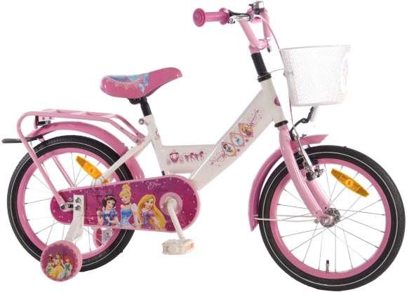 "Disney Princess tüdrukute jalgratas Disney Princess 16"""