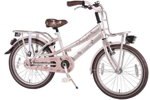 Volare 20'' tüdrukute jalgratas Liberty Urban