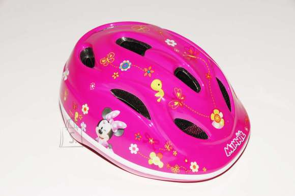 Disney Minnie tüdrukute rattakiiver Deluxe 51-55 cm