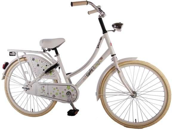 Volare 24'' tüdrukute jalgratas Omafiets Springtime