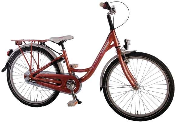 """Volare 24"""" tüdrukute jalgratas Ashley 3 käiku"""