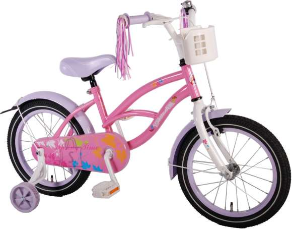 "Volare 16"" tüdrukute jalgratas Springtime Cruiser"