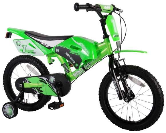 "Volare 16"" poiste jalgratas Motobike"